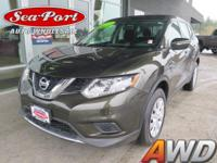 Sturdy and dependable, this Used 2015 Nissan Rogue S