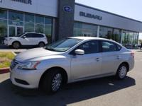 Options:  2015 Nissan Sentra Sv 4D Sedan|6