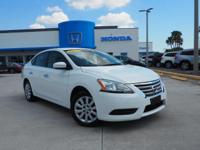 This 2015 Nissan Sentra SV is proudly offered by Ed