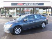 Snatch a bargain on this 2015 Nissan Sentra SV before