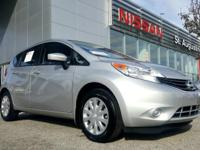 This 2015 Nissan Versa Note SV is proudly offered by