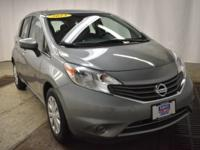Looking for a clean, well-cared for 2015 Nissan Versa