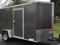 2015 Other 6x12 SA 6X12 VNOSE Cargo Trailers Cargo