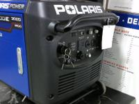 2015 Polaris P3000i 3000 Watt Electric Start Generators