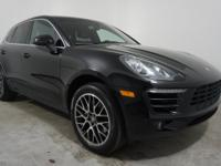 PORSCHE CERTIFIED!!***ONE OWNER!***2015 PORSCHE MACAN