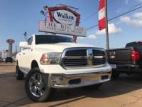 New Price! 2015 Ram 1500 Big Horn Crew Cab 4X4 Bright