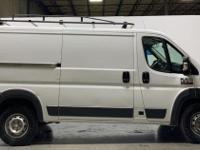 2015 Ram ProMaster 1500 Low Roof Recent Trade,