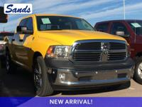Options:  3.92 Rear Axle Ratio| Power Sunroof| Engine: