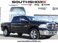 CARFAX One-Owner. 2015 Ram 1500 Big Horn Black / Forest