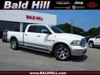 Recent Arrival! Ram Certified *, One Owner *, 1500