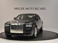 This is a Rolls-Royce, Ghost for sale by Miller