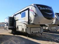 2015 Sanibel 3600 2015 Sanibel 3600 Fifth Wheel Fifth