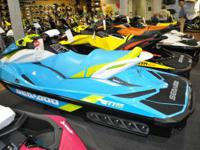 2015 Sea-Doo GTI SE 130 HEAD TURNER! Watercraft 3