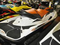 2015 Sea-Doo GTX 155 FUN! Watercraft 3 Person 5563 PSN