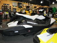 2015 Sea-Doo Spark 3up 900 HO ACE iBR GREAT STYLING!