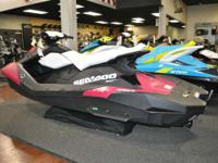 2015 Sea-Doo Spark 3up 900HO iBR/Convenience Package
