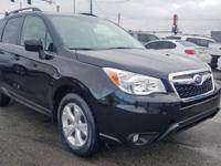 Up for sale is this 2015 Subaru Forester 2.5i Limited,