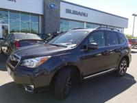 Options:  2015 Subaru Forester 2.0Xt Touring 4D Sport