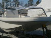 2015 (NEW) Sundance Skiff K16 CC powered by an Evinrude