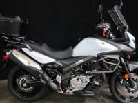 2015 Suzuki V-Strom 650 ABS DL650... Over the previous