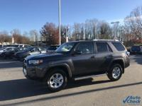 Magnetic Gray Metallic 2015 Toyota 4Runner SR5 Premium