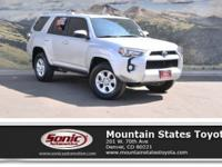 Look at this 2015 Toyota 4Runner SR5. Its Automatic