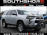 CARFAX One-Owner. Clean CARFAX. 2015 Toyota 4Runner SR5