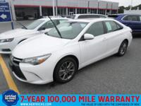 This 2015 Toyota Camry 4dr Sdn I4 Auto SE is offered to