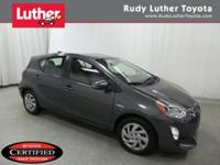 CARFAX 1-Owner, Toyota Certified, LOW MILES - 26,526!