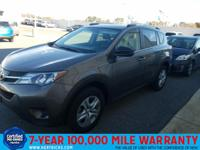 This 2015 Toyota RAV4 LE is proudly offered by Hertrich