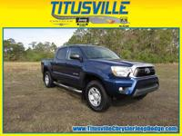 CARFAX One-Owner. Clean CARFAX. This 2015 Toyota Tacoma