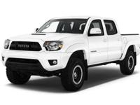 This 2015 Toyota Tacoma PreRunner is offered to you for