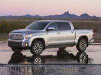 Magnetic Gray Metallic 2015 Toyota Tundra Limited RWD