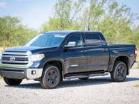 Check out this 2015 Toyota Tundra 2WD Truck SR5. Its