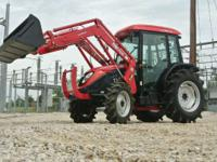 2015 TYM T603 Cab 58HP T603 Cab with Loader Power