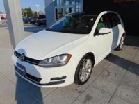 This outstanding example of a 2015 Volkswagen Golf TDI