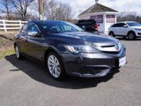 2016 Acura ILX 2.4L Gray New Price! 10 Speakers,