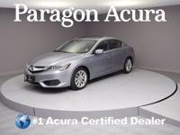New Price! Certified. 2016 Acura ILX 2.4L CARFAX