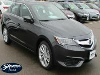 Introducing the 2016 Acura ILX! Very clean and very