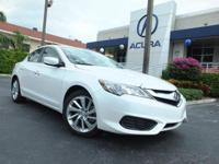 Introducing the 2016 Acura ILX!  A great car and a