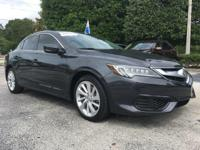 PREMIUM & KEY FEATURES ON THIS 2016 Acura ILX include,