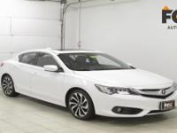 This 2016 Acura ILX w/Premium/A-SPEC Pkg is offered to