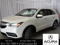 ***ACURA CERTIFIED***7 YEAR/100K WARRANTY, NO ACCIDENT