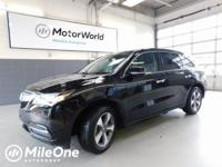 Certified. Crystal Black Pearl AWD 9-Speed Automatic