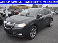 CARFAX One-Owner. Memory seat, Power driver seat,
