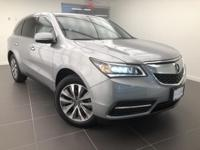 Recent Arrival! 2016 Acura MDX 3.5L SH-AWD w/Technology