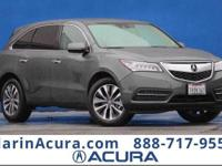 CARFAX 1-Owner, Acura Certified, Extra Clean, ONLY