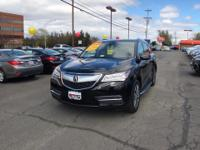 *New Arrival* *CarFax 1-Owner* This 2016 Acura MDX
