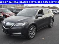 CARFAX One-Owner. Power moonroof, Remote keyless entry,