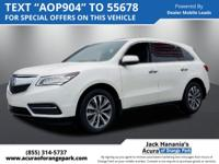 Used,2016 Acura MDX 3.5L w/Technology Package